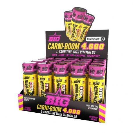 Carni Boom 4000 (1 Shot X 60 ml) Big