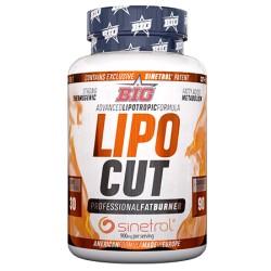 Lipo Cut Proffesional Fatburner - (90 Caps) - Big