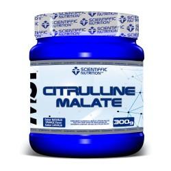 Citrulline Malate (300 gr) SCIENTIFFIC NUTRITION