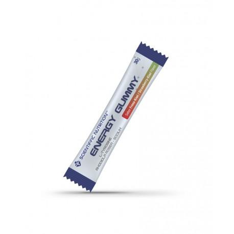 Energy Gummy (30gr) SCIENTIFFIC NUTRITION