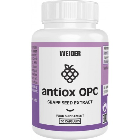 Antiox Opc (30 capsulas) WEIDER