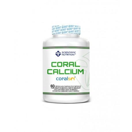 Coral Calcium ( 60 caps) SCIENTIFFIC NUTRITION