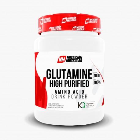 Glutamine High Purified (500gr) Nutricion Muscular