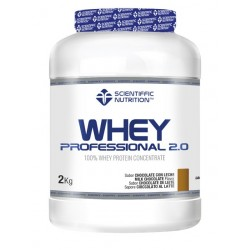 Whey Professional Protein (2 Kg) Scientiffic Nutricion