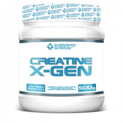 Creatine (500 Gramos) SCIENTIFFIC NUTRITION
