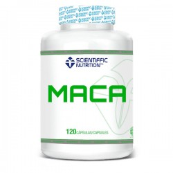 Maca (120 capsulas) Scientiffic Nutrition