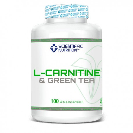 L-Carnitine & Green Tea (100 Capsulas)