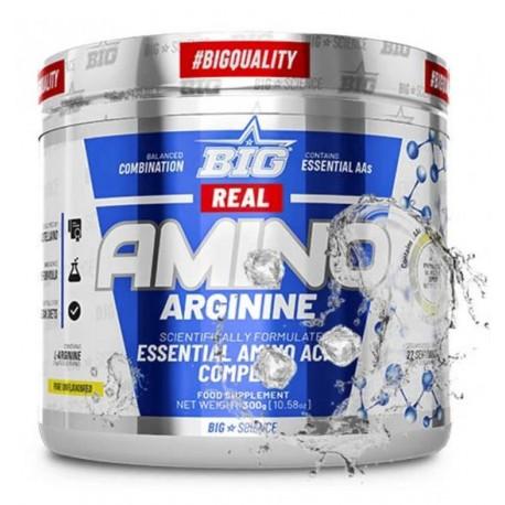Real Amino Arginine (300 gr) BIG NUTRITION