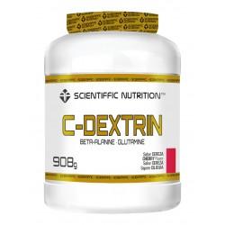 Cluster Dextrin (908 gr) SCIENTIFFIC NUTRITION