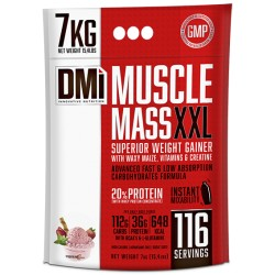 Muscle Mass Xxl (7kg) DMI INNOVATIVE NUTRITION