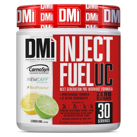 Inject Fuel Uc (330g) DMI INNOVATIVE NUTRITION