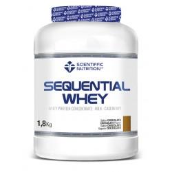 Sequential Whey (1,8kg) SCIENTIFFIC NUTRITION