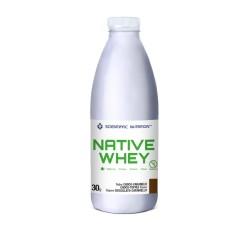Native Whey Monodosis sin edulcorantes (30gr) SCIENTIFFIC NUTRITION