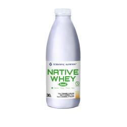 Native Whey Sweet Monodosis con edulcorantes (30gr) SCIENTIFFIC NUTRITION