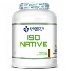 Iso Native (908 gr) SCIENTIFFIC NUTRITION