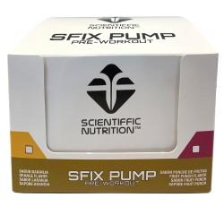 Sfix Pump (12 ud/60ml) SCIENTIFFIC NUTRITION