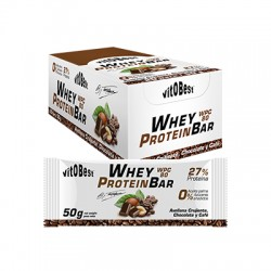 Whey Protein Bar (20 barrita x 50gr) VIT.O.BEST
