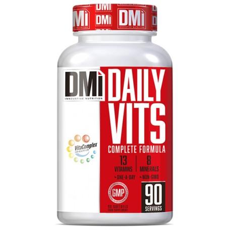 Daily Vits (90 perlas) DMI INNOVATIVE NUTRITION