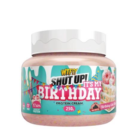 WTF Shut up! It's my Birthday (250 g) MAX PROTEIN