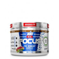 Real Focus sin cafeina (110gr) BIG NUTRITION