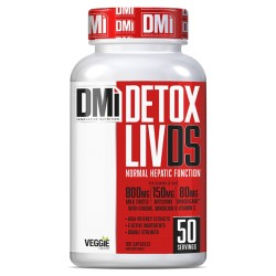 Detox Liv Ds (100 capsulas) DMI INNOVATIVE NUTRITION