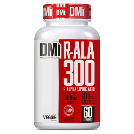 R-Ala 300 ( 60 capsulas) DMI INNOVATIVE NUTRITION