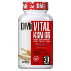 Vital Ksm-66 (60 capsulas) DMI INNOVATIVE NUTRITION