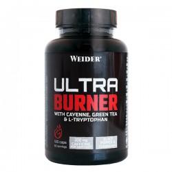Ultra Burner ( 120 capsulas) WEIDER