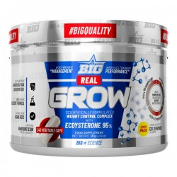 Real Grow (240 capsulas) BIG NUTRITION