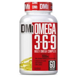 Omega 3-6-9 (60 capsulas) DMI INNOVATIVE NUTRITION