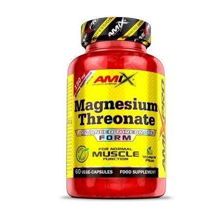 Magnesium Threonate ( 60 capsulas) AMIX NUTRITION