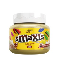 WTF - Smaxis White (250 g) MAX PROTEIN