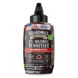 Salsa BBQ Tennessee Style (290 ml) Max Protein