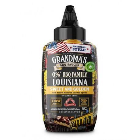 Salsa BBQ Louisiana Style (290 ml) Max Protein