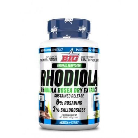 Rhodiola (30 capsulas) BIG NUTRITION