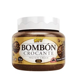 WTF-Bombón Crocante-Protein Cream (250gr) MAX PROTEIN