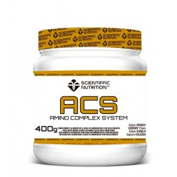 Acs Amino Complex (400gr) SCIENTIFFIC NUTRITION