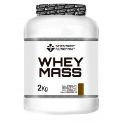 Whey Mass 50/50 (2 kg) de Scientiffic Nutrition