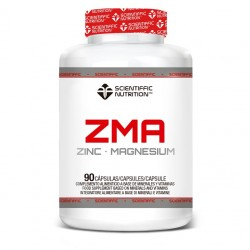 Zma Gold Nutrition (90 Capsulas)