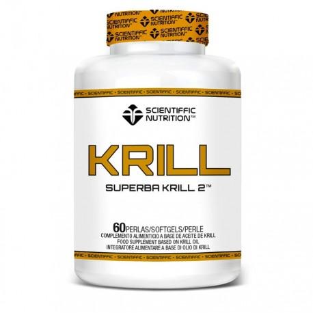 Krill oil (60 capsulas)