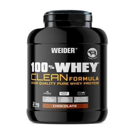 100 % Iso Whey Clean Protein (2 kg) WEIDER
